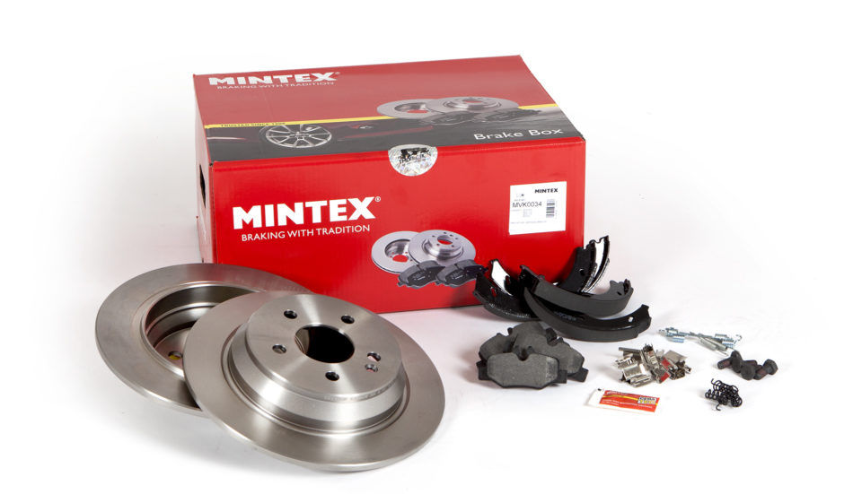Mintex Van Kit