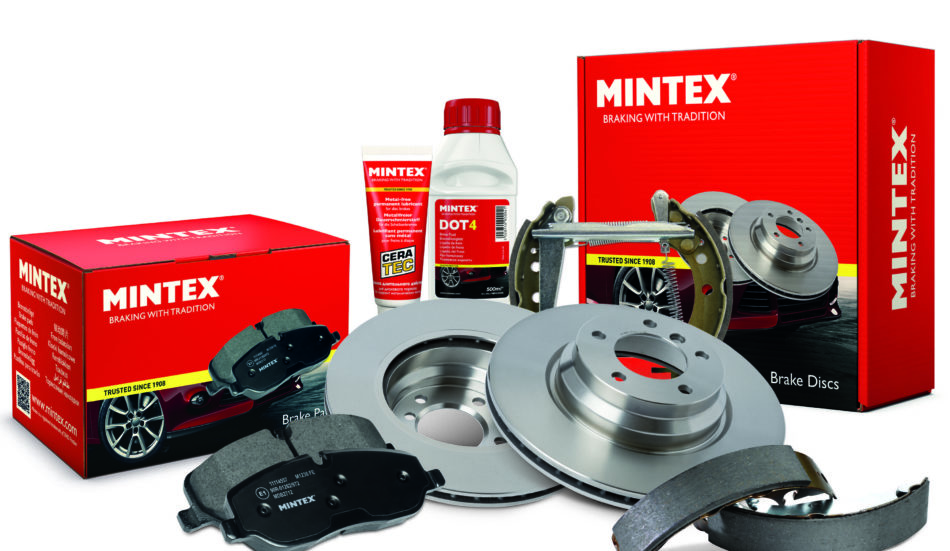 Mintex product range